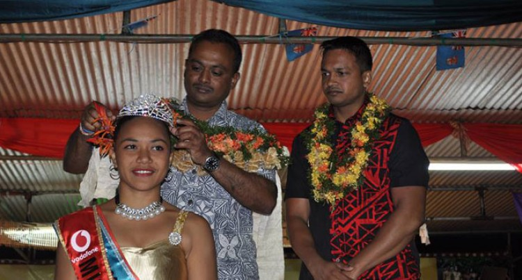 Olivia Is Levuka's Queen