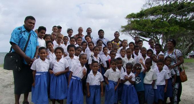 Kadavu Students  Witness Fiji Day