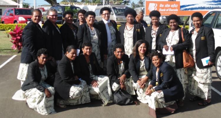 Nakelo women off to Sydney