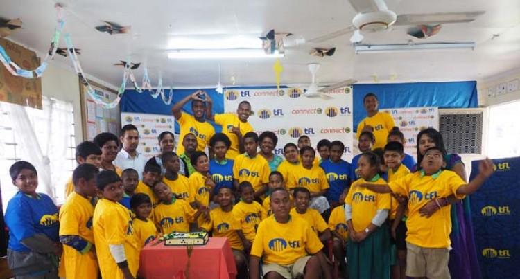 Telecom Fiji Helps Special Schools