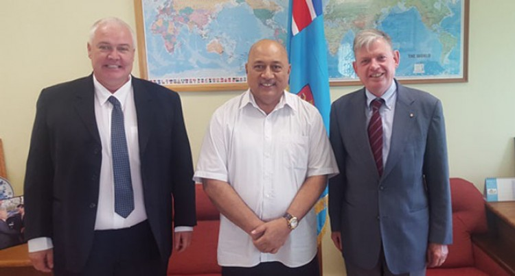 Fiji, Switzerland Boost Ties