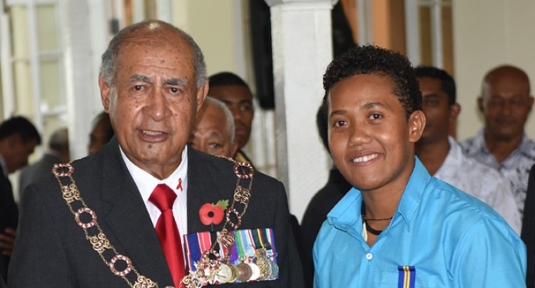 Tour Guide Honoured