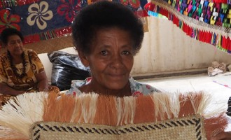 Tagimuri, 68, Shares Lifelong Skills