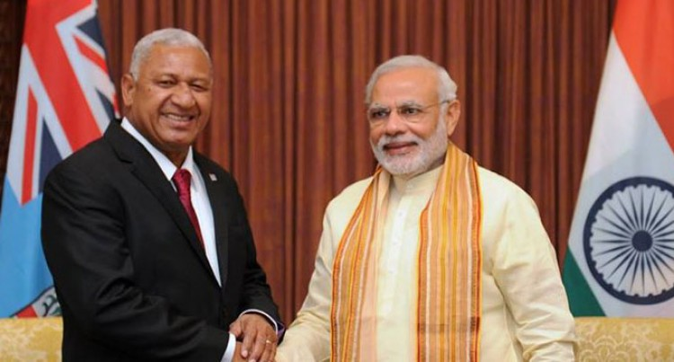Modi Tweets His Best Wishes For Fiji
