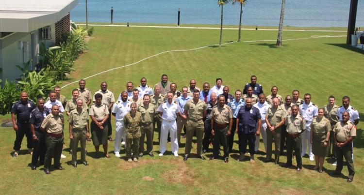 Australia Helps In Disaster  Preparedness