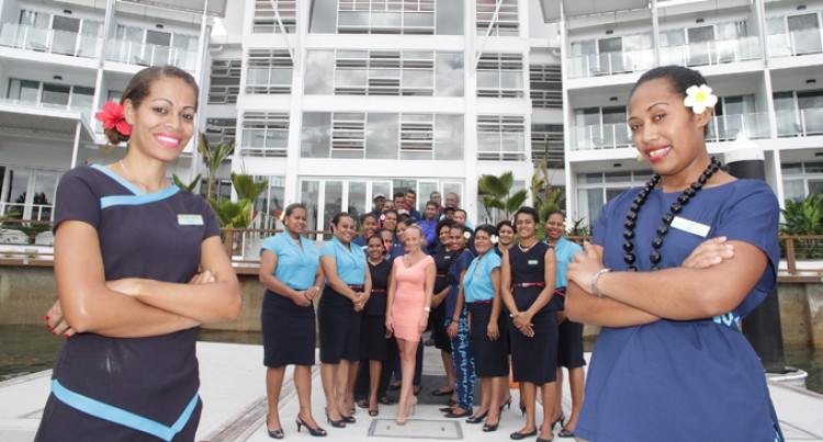 New Uniform For Pearl Resort With Dawn Of New Era