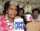 Poppy Appeal Recognises Sacrifices