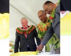 Fiji, Germany Mark 30-year Relations