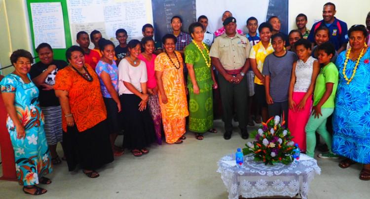Loanakadavu Inspires Year 12, 13 Students