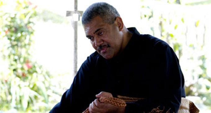 PROFILE: Ratu Finau Mara