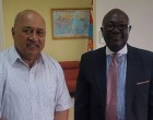 Minister Kubuabola Meets IOM Chief Of Mission