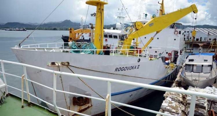 Govt Vessel Services Kadavu