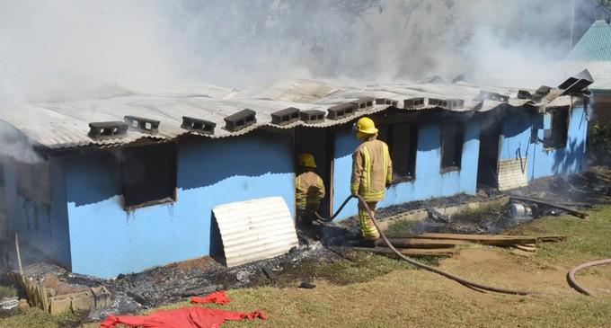 Sabeto Family Loses All In Blaze