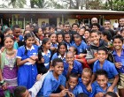 Reddy Opens New Classrooms