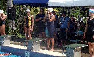 Swimmers Impress