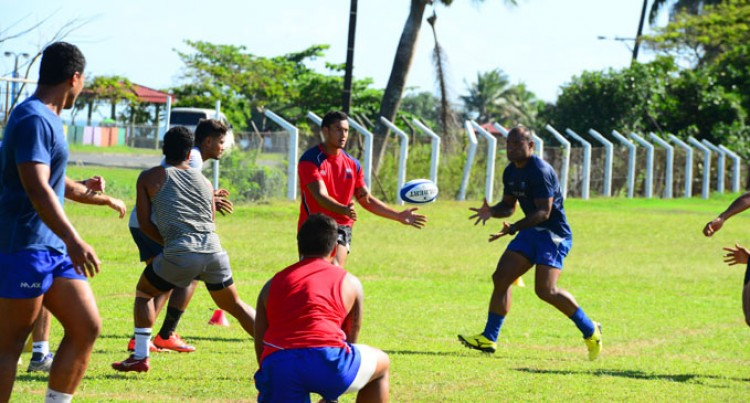 Levuka Gear For Rugby Tourney