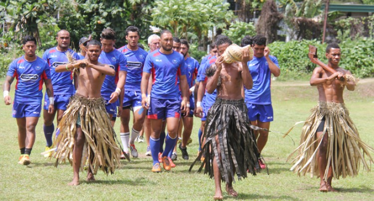 Samoa Set The Pace