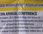 Minister Hits Out At School Management Association
