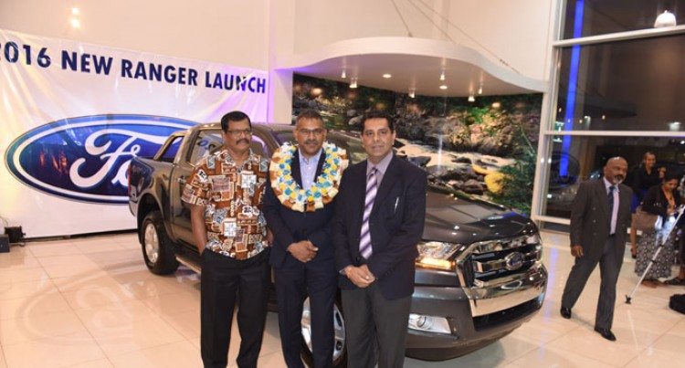 2016 Ford Ranger Unveiled