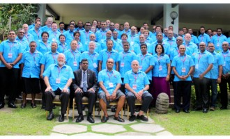 Uni Fiji's New Vice Chancellor Address Curriculum Issues