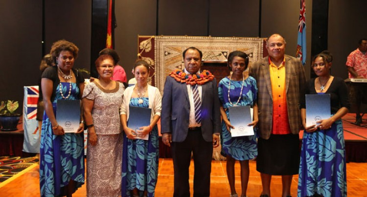 PNG Students Under Fijian Scholarship Graduate