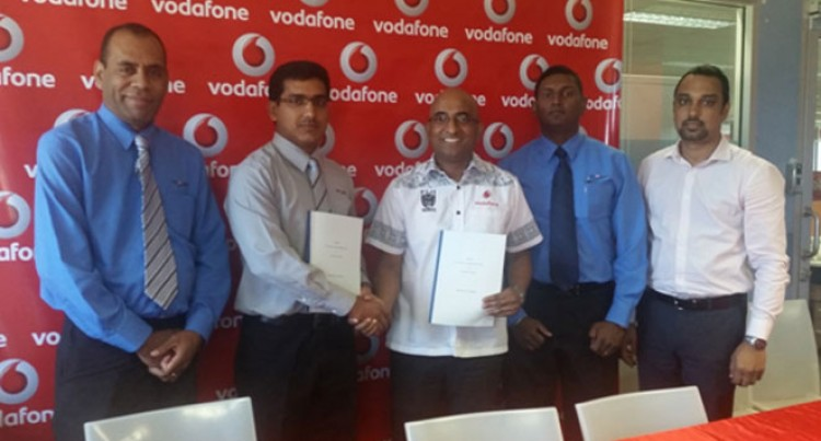 Platform For Vodafone EmployeesTo Invest In Unit Trust Of Fiji