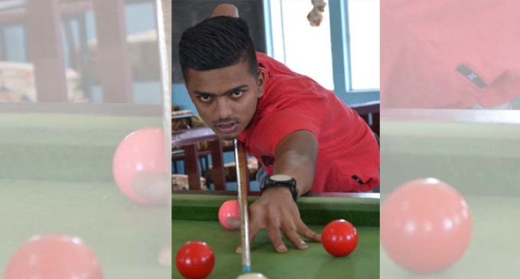 Naicker Leads Northern League