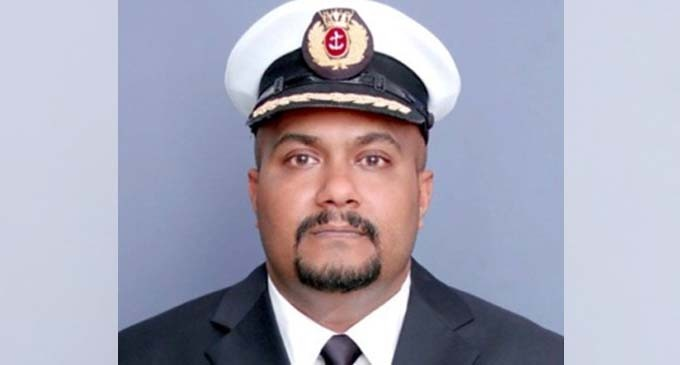 Captain Gurusinghe Returns To Sea