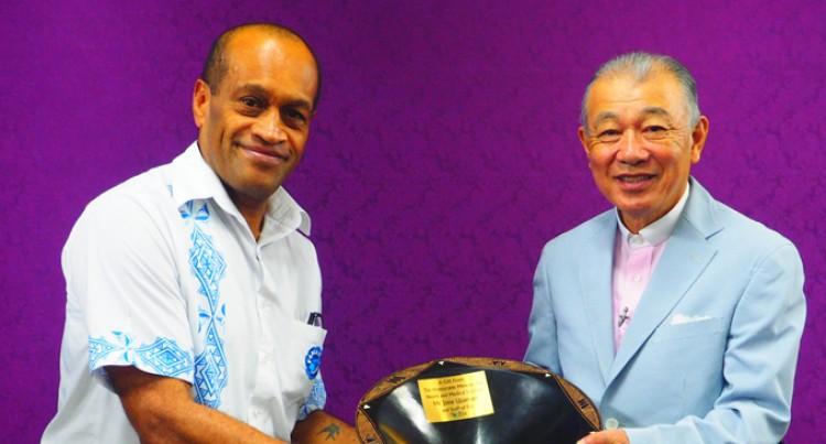 Usamate, Sasakawa: End Leprosy Stigma