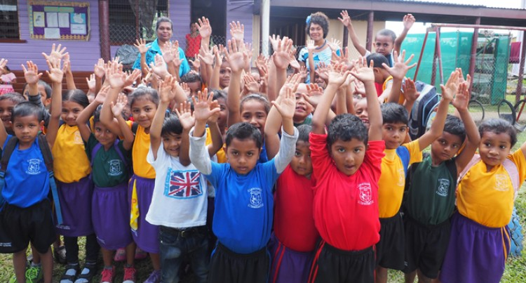 Schools Join Fiji Day Celebration