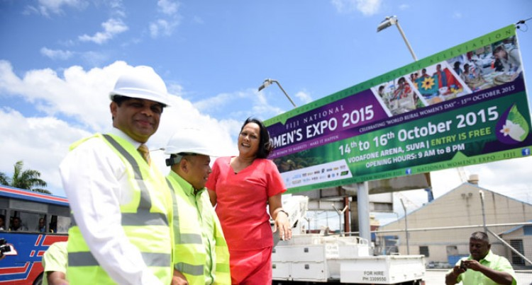 'Expo Empowers Women'