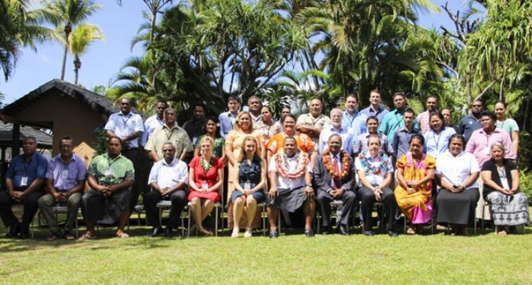 13 Pacific Island Countries Gather For Workshop