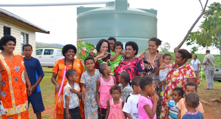 Tavua Settlement  Commends Government