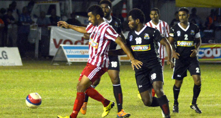 Ba, Labasa on Track
