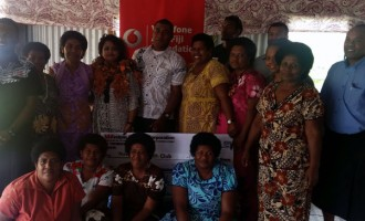 Foundation Gives Grant To Cakaudrove Women