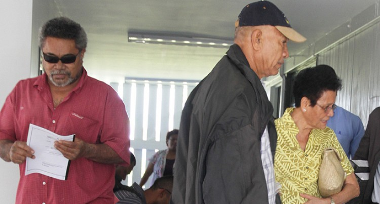 Bail Extended For Samisoni, Lasike And Vereti