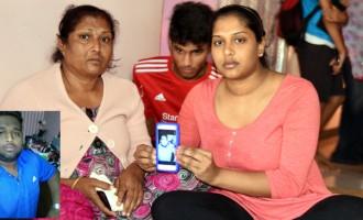 Mother Laments Son's Death