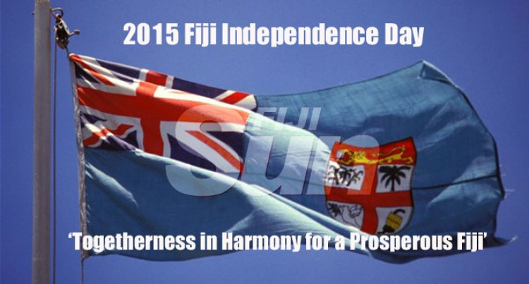 Fiji Independence Day Set This Friday