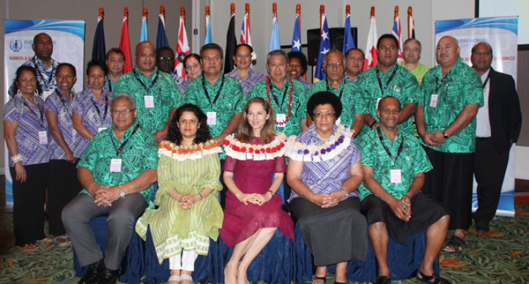 Health  Ministers Form  Pacific Voice