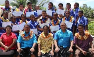 Tetaake Graduates