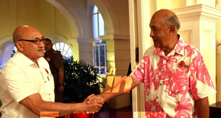 Konrote Is New Fijian President