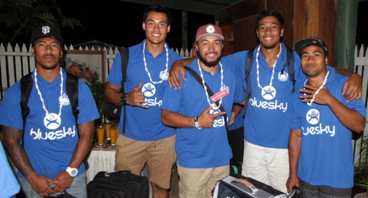 Samoa Up Comp: Druguta
