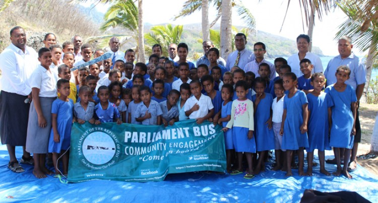 Namara Students Learn About Parliament