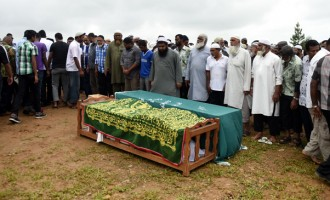 Navosai Fire Victims Laid To Rest