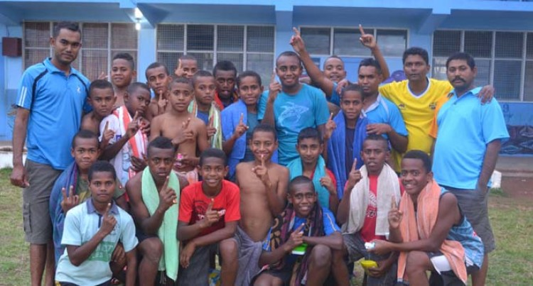 North West Nadroga Ready For Rewa