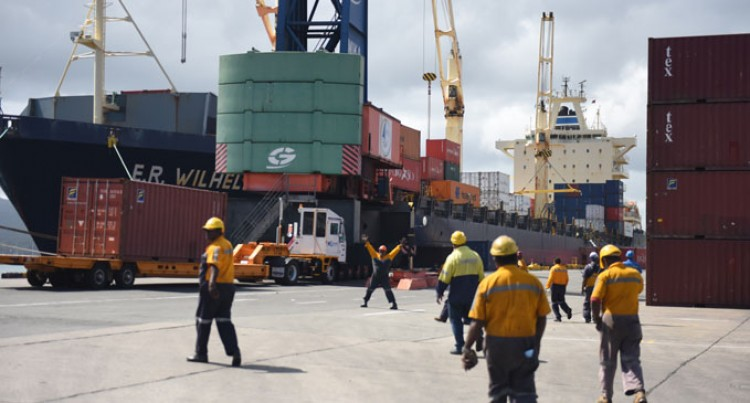 Port Of Suva Handles More Trading