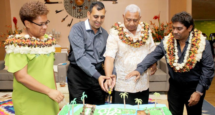 New Resort Vote Of Confidence In Fiji: PM