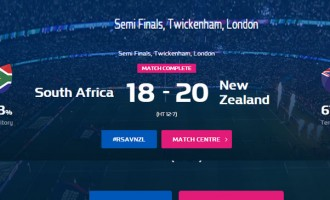 ABs Into RWC Final