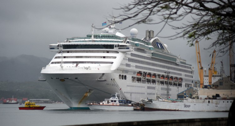 Cruise Tourism To Boost Pacific Islands