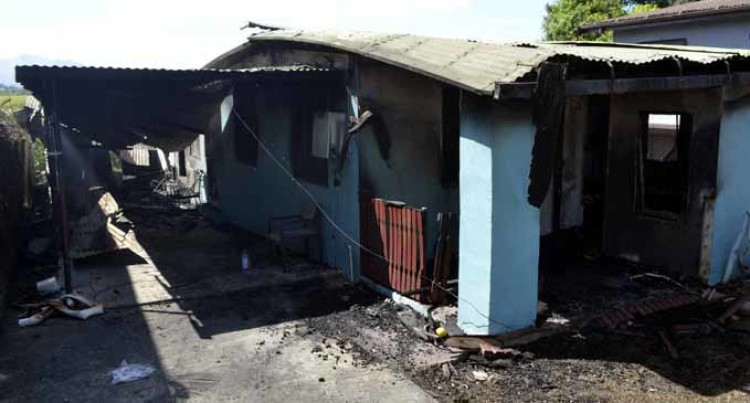 Lucky  Escape  for Two  Families